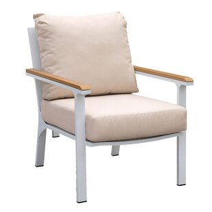 Berlin Patio Dining Chair with Cushion