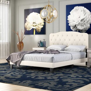 Willa Arlo Interiors Chesterwood Upholstered Platform Bed