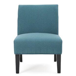 Highland Dunes Veranda Slipper Side Chair