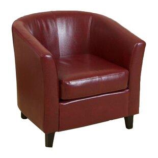 Baltes Barrel Chair by Ebern Designs