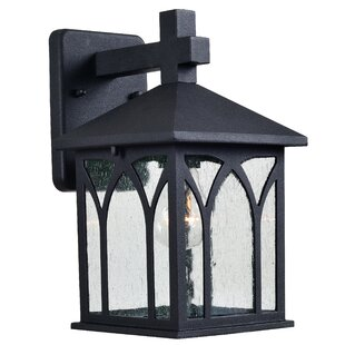 Wildon Home � Talmadge 1-Light Outdoor Wall Lantern