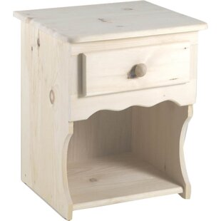 Compare Lang 1 Drawer Nightstand by Chelsea Home Furniture
