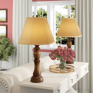 Red Barrel Studio Verrill 31.5'' Table Lamp (Set of 2)