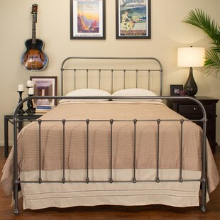 Benicia Foundry and Iron Works Glenbrook Panel Bed