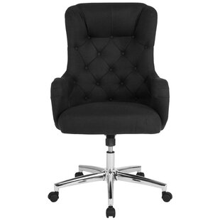 Epperson Executive Chair by Alcott Hill Great price