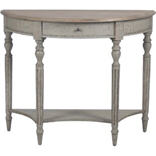 Demi Lune Wall Console Table