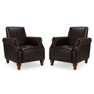 Compare Bramble Armchair (Set of 2) by Darby Home Co Reviews (2019) & Buyer's Guide