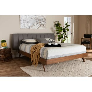 Asuncion Low Profile Platform Bed