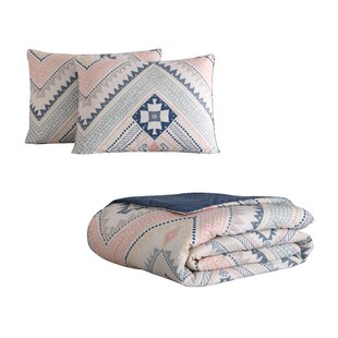 Clough Tribal Reversible Comforter Set