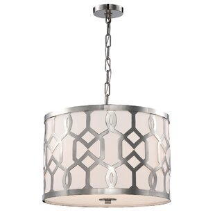 Rosdorf Park Beckman Contemporary 3-Light Pendant