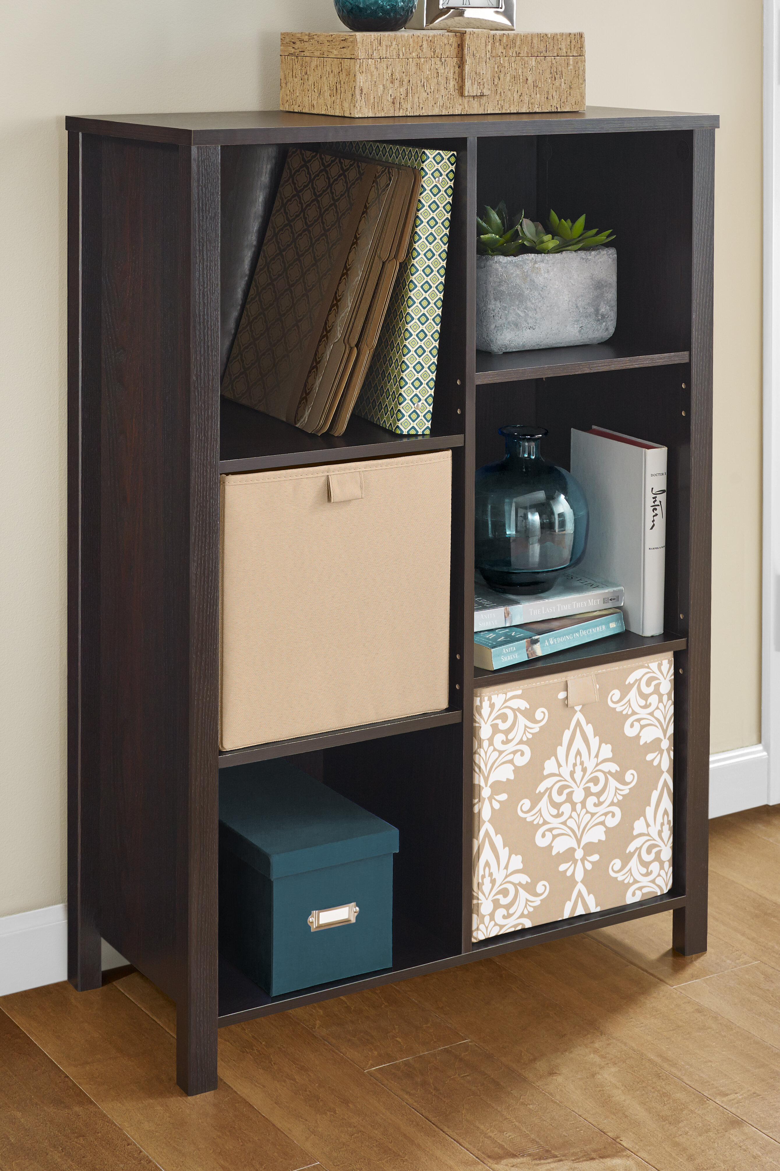 ClosetMaid Premium Cubes Adjustable Unit Bookcase & Reviews