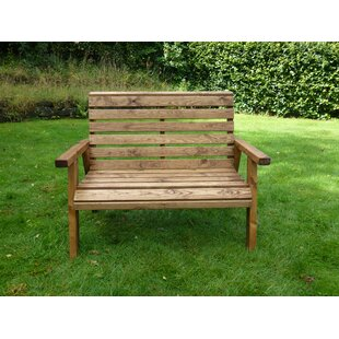 Ashcombe Wooden Bench By Sol 72 Outdoor
