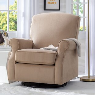 Stella Nursery Swivel Rocker Glider