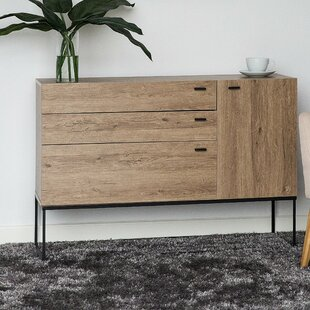 Best Belcher 3 Drawer Combo Dresser by Union Rustic