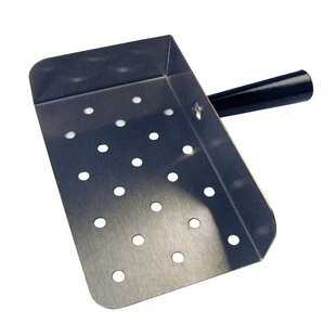 Small Stainless Steel Nacho Scoop