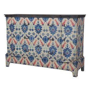 Bulverde 3 Drawer Dresser by Bungalow Rose