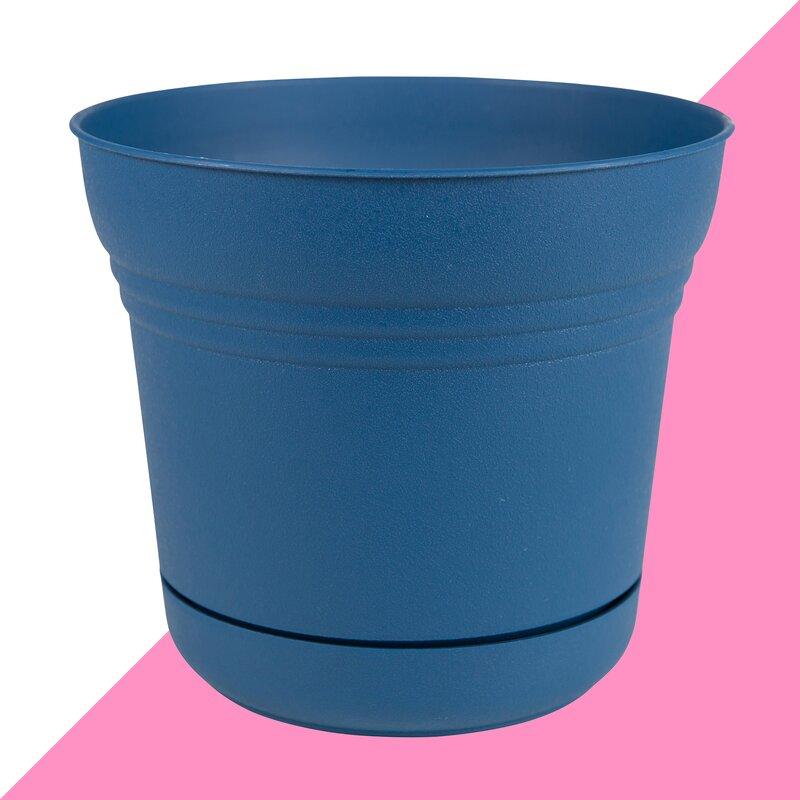 Hashtag Home Dundee Plastic Pot Planter