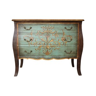 Barquentine 3 Drawer Accent Chest