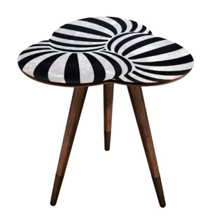 Clapper Side Table By Bay Isle Home