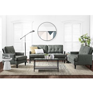 Celestyna Configurable Living Room Set by Zi..