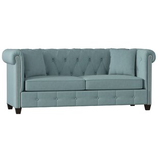 Josephine Chesterfield Sofa by Wayfair Custom Upholstery™
