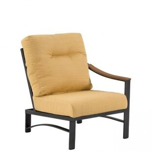 Tropitone Brazo Patio Chair with Cushions