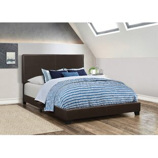 Fenagh Upholstered Panel Bed by Winston Porter