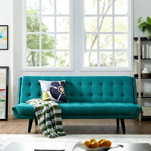 Compare prices Ethelsville Sofa Bed by George Oliver Reviews (2019) & Buyer's Guide