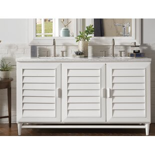Neuhaus 60 Double Bathroom Vanity Set