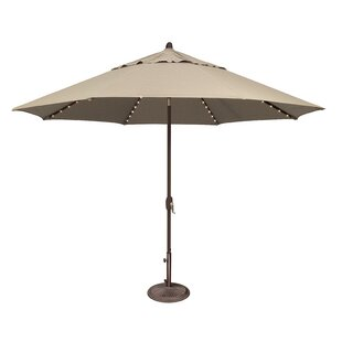 Lanai 11' Lighted Umbrella