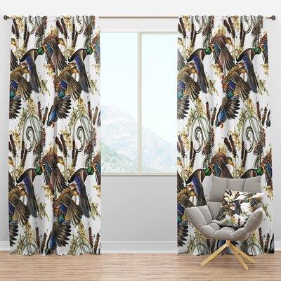 Duck Cloth Curtains Wayfair