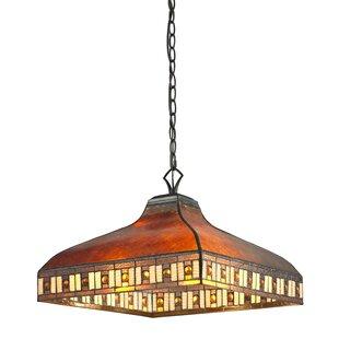 Luellen 3-Light Pendant by Astoria Grand