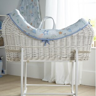 2c287a7e727 Forty Winks Moses Basket. by Clair De Lune