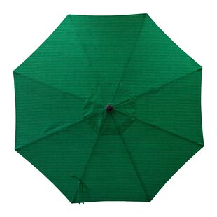 Wiechmann Push Tilt 9' Market Umbrella