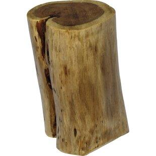 tree stump furniture. Fontanelle Hardwood Stump End Table Tree Furniture