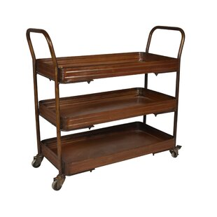 Sisson Iron Kitchen Cart