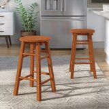 Arianna 24 Bar Stool (Set of 2) by Langley Street™