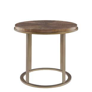 Reviews Shoalhaven End Table ByMercury Row