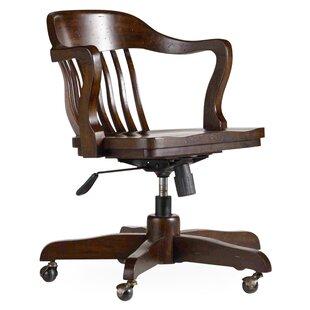 Hooker Furniture Tilt Swivel Bankers Chair