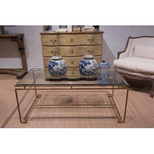Sarreid Ltd Parallel Coffee Table