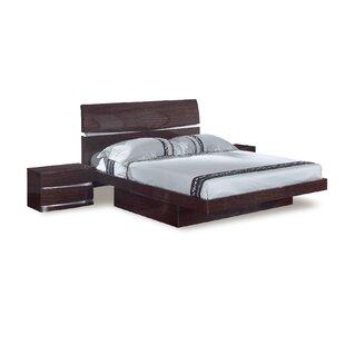 Emely Storage Platform Bed