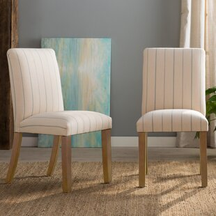 Compare prices Holden Heights Parsons chair by Rosecliff Heights Reviews (2019) & Buyer's Guide