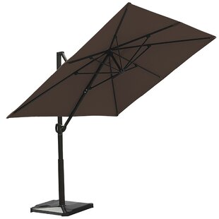 Fordwich 8' x 10' Rectangular Cantilever Umbrella