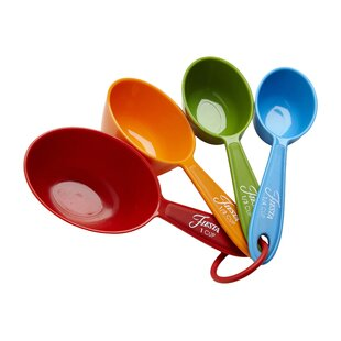 4 Piece Measuring Cup Set