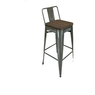 Peetz 30 Bar Stool (Set of 4) Trent Austin Design