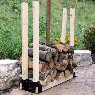 Cayla Steel Firewood Log Rack By WFX Utility