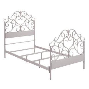 Harriet Bee Dubreuil Twin Panel Bed