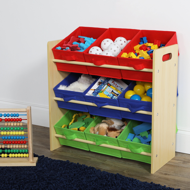 Zoomie Kids Can Kid Toy Organizer