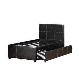 Zoomie Kids Irma Upholstered Platform Bed