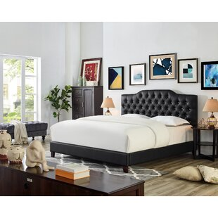 Lorenz Upholstered Panel Bed